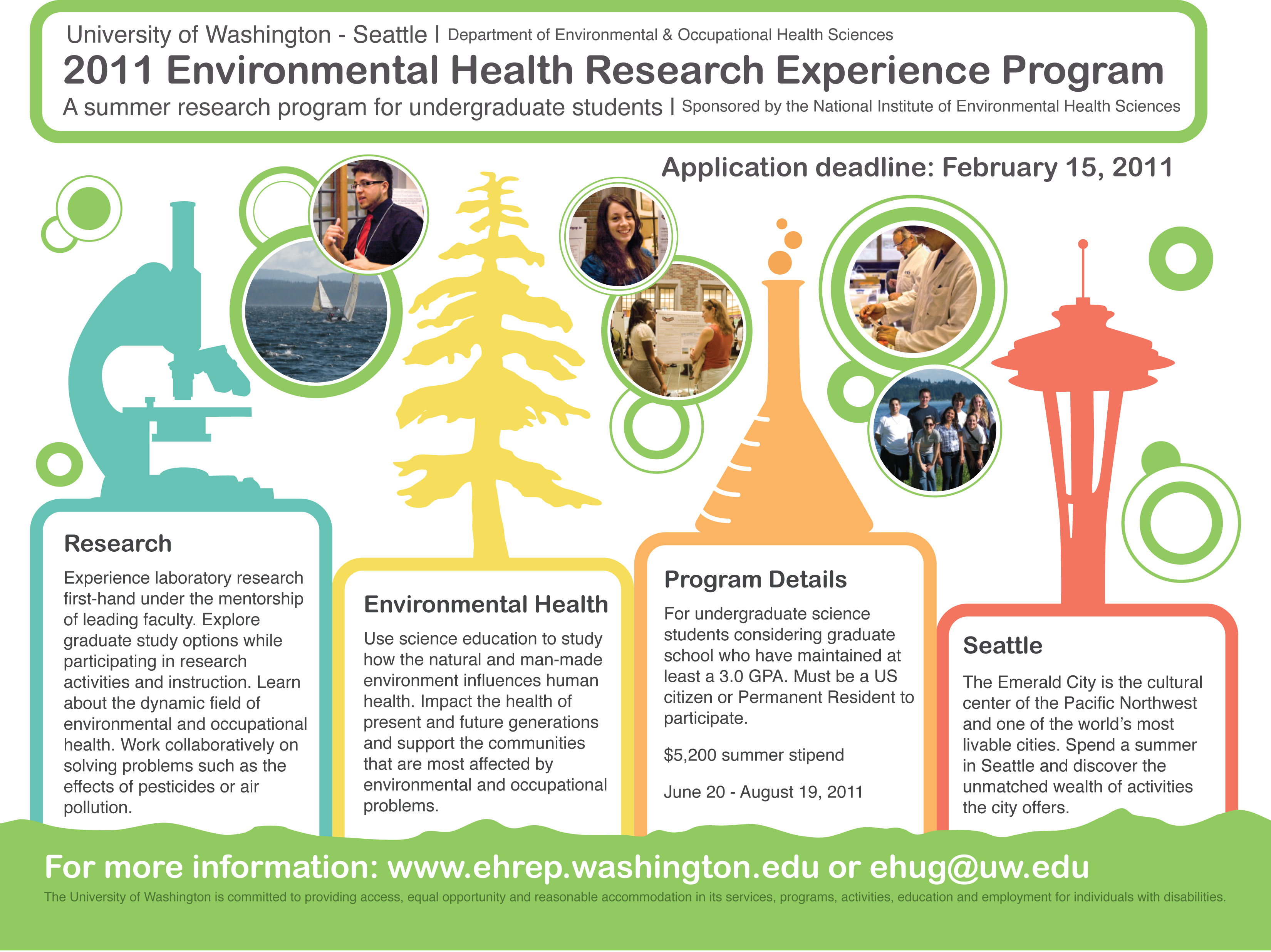 What are the environmental health issues